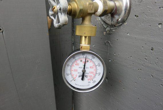 High Water Pressure Halifax