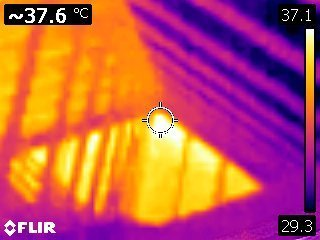 Infrared Home Inspector Bedford