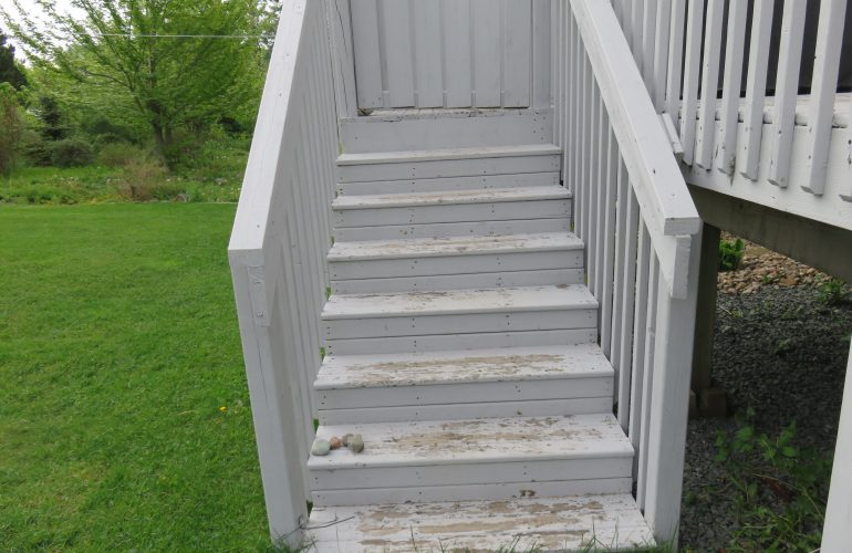 Stairs Maintenance Halifax