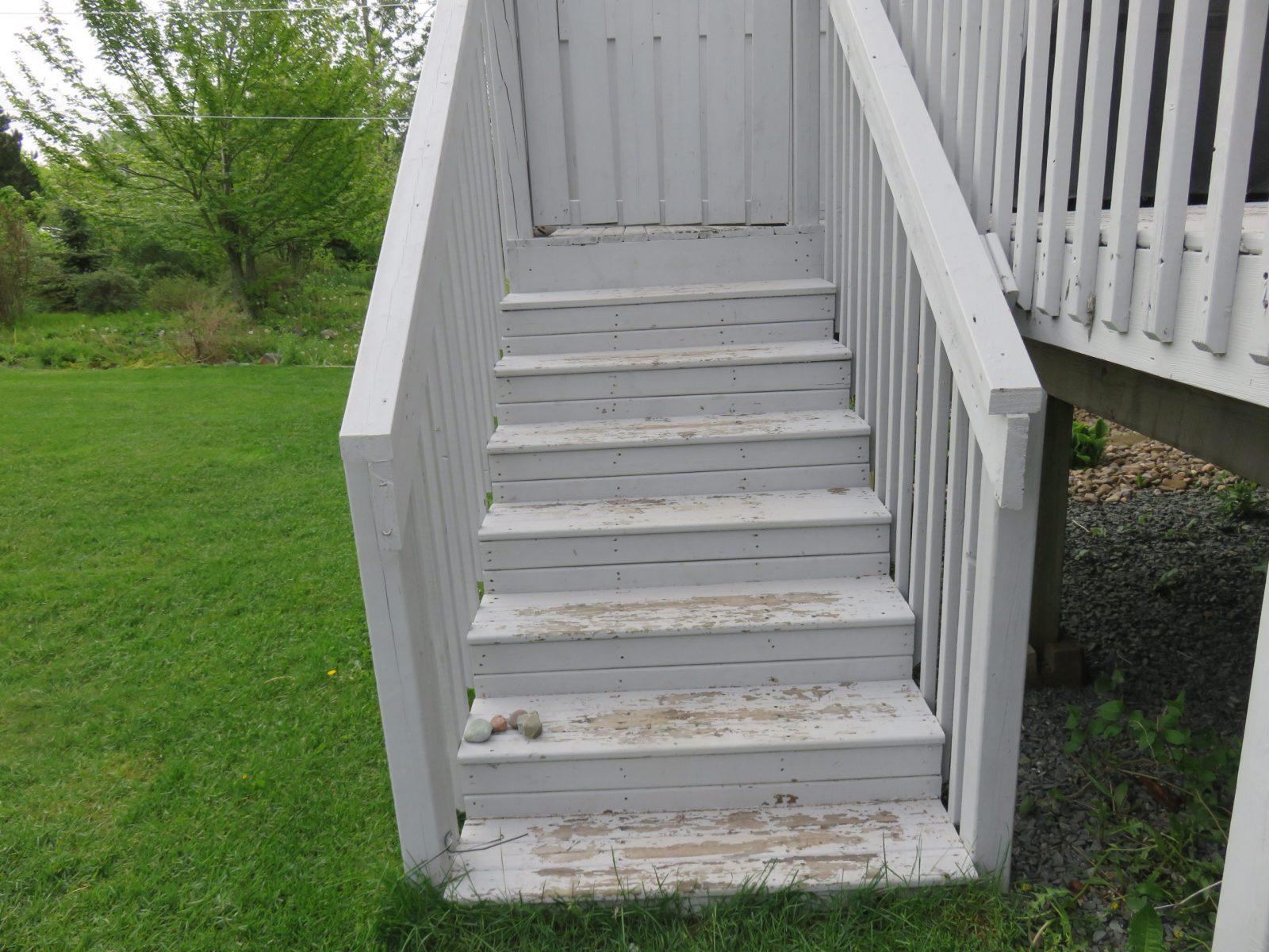 Stairs Maintenance Halifax