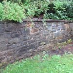 Retaining walls home inspection halifax