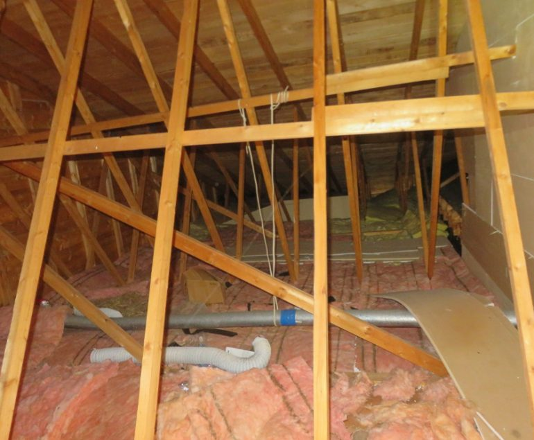 Attic Inspection Halifax NS