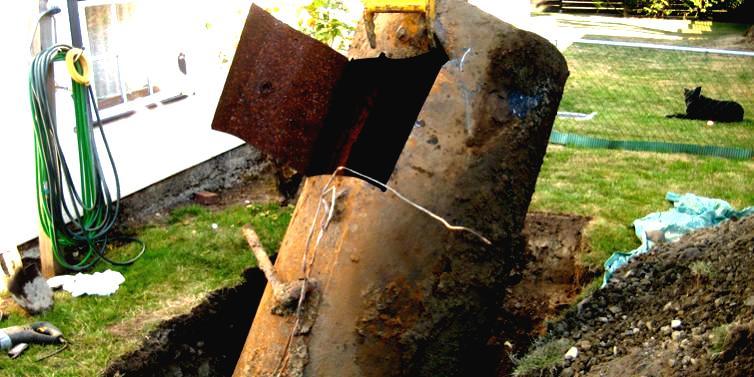 Buried Oil Tank Halifax boost 1